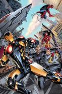 Avengers Vol 5 3 Textless