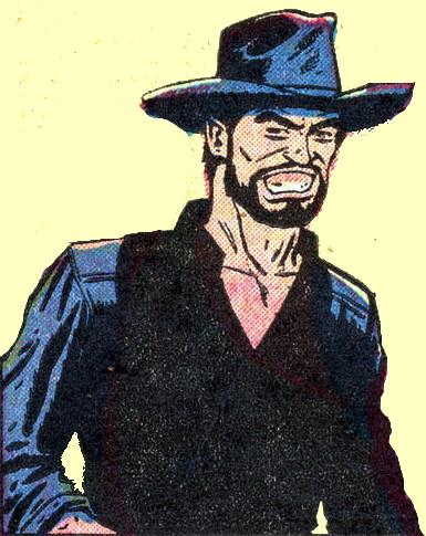 Black Bart (Gunslinger) (Earth-616)