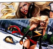 Carol Danvers (Earth-616) and Karla Sofen (Earth-616) from Ms. Marvel Vol 2 46 0001.jpg