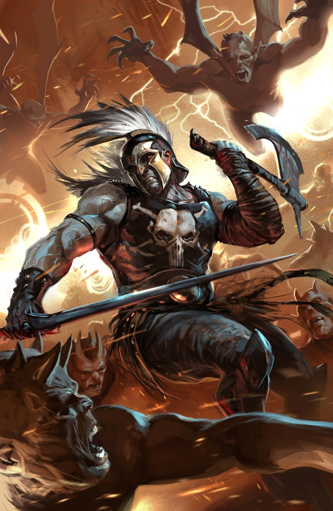 Ares (Earth-616)