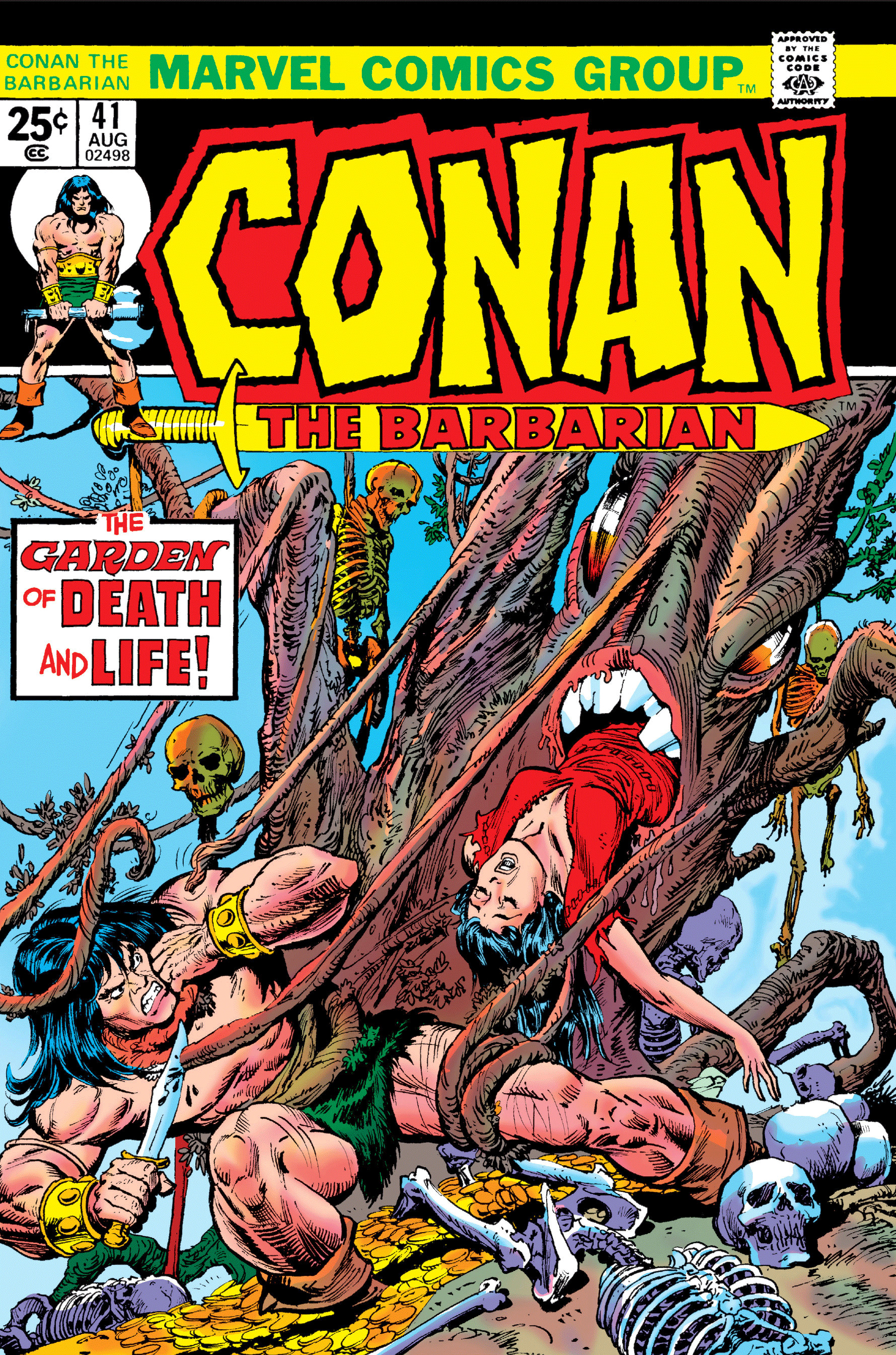 Conan the Barbarian Vol 1 41