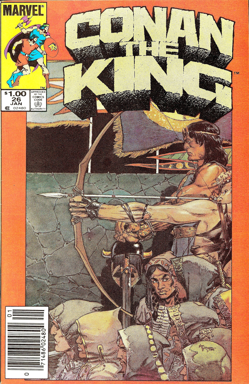 Conan the King Vol 1 26