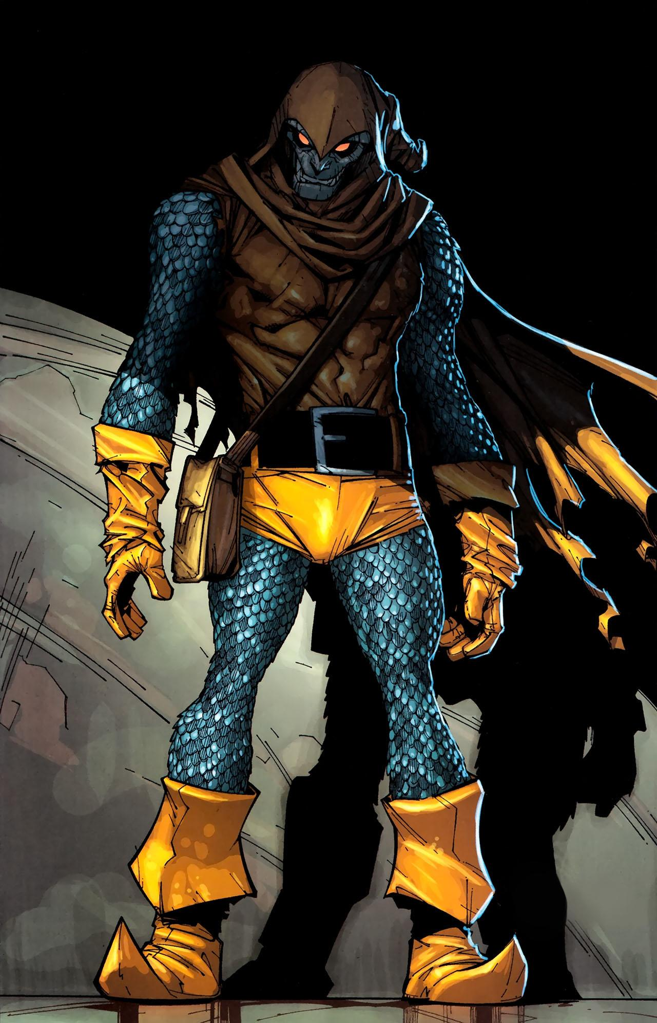 Daniel Kingsley (Earth-616)