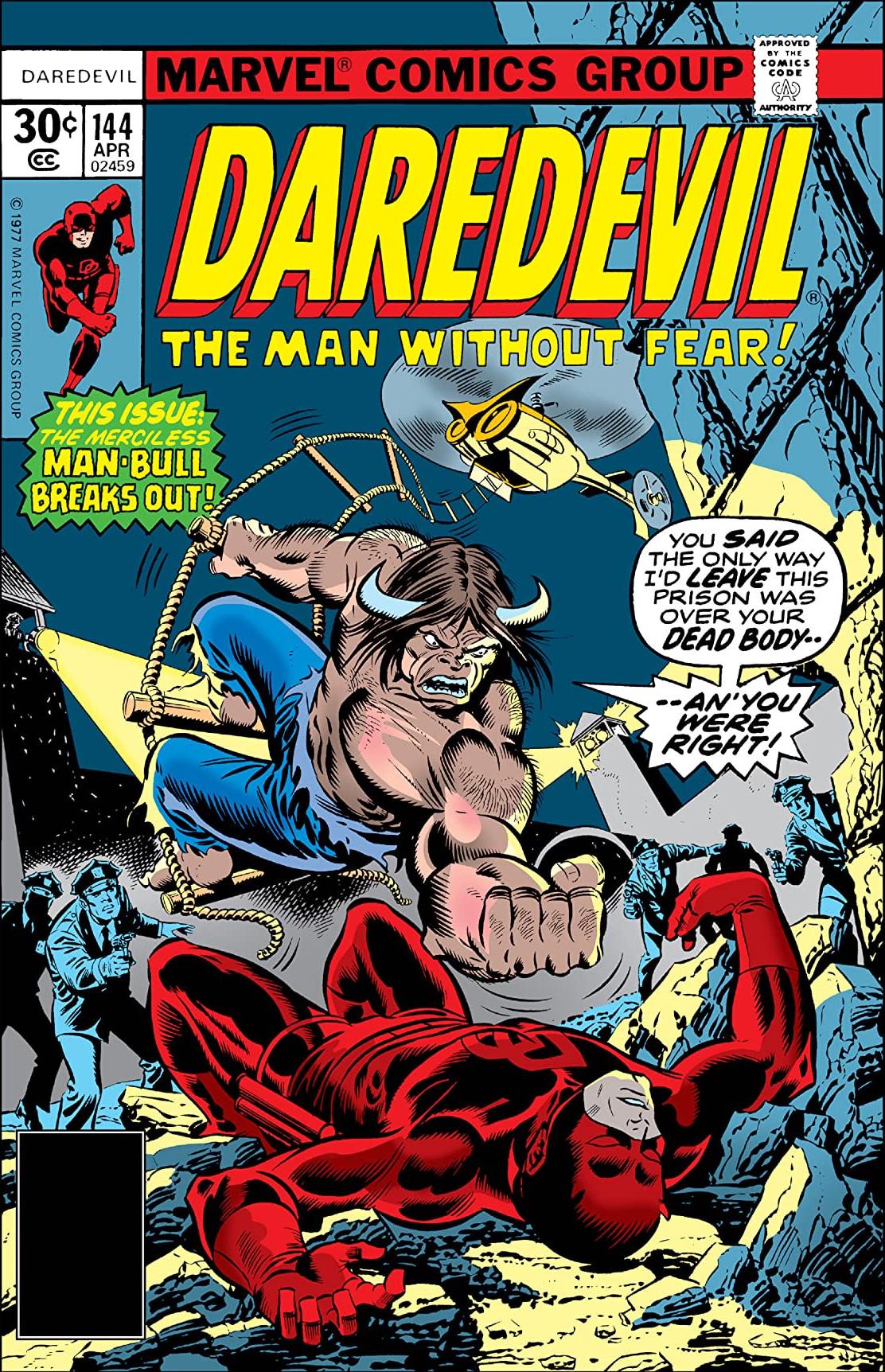 Daredevil Vol 1 144
