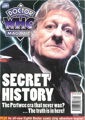 Doctor Who Magazine Vol 1 273.jpg