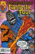 Domination Factor Fantastic Four Vol 1 2.3