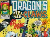 Dragon's Claws Vol 1 3