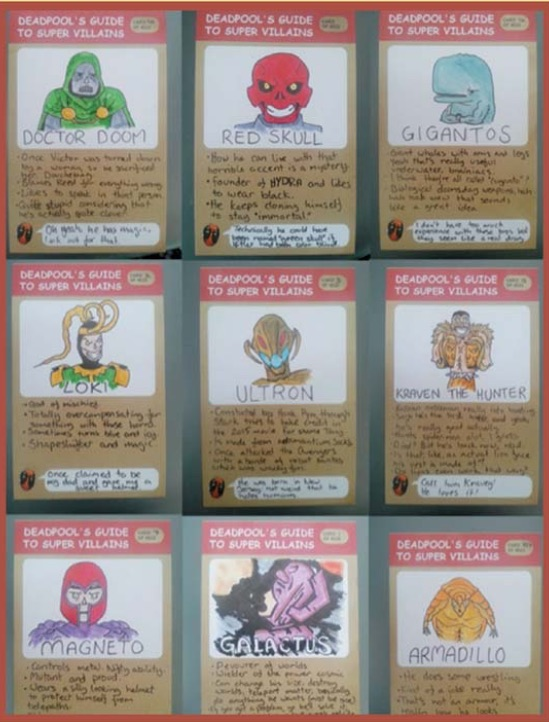 Fanmade Deadpool's Guide to Super Villains Cards from Unbeatable Squirrel Girl Vol 1 7.jpg