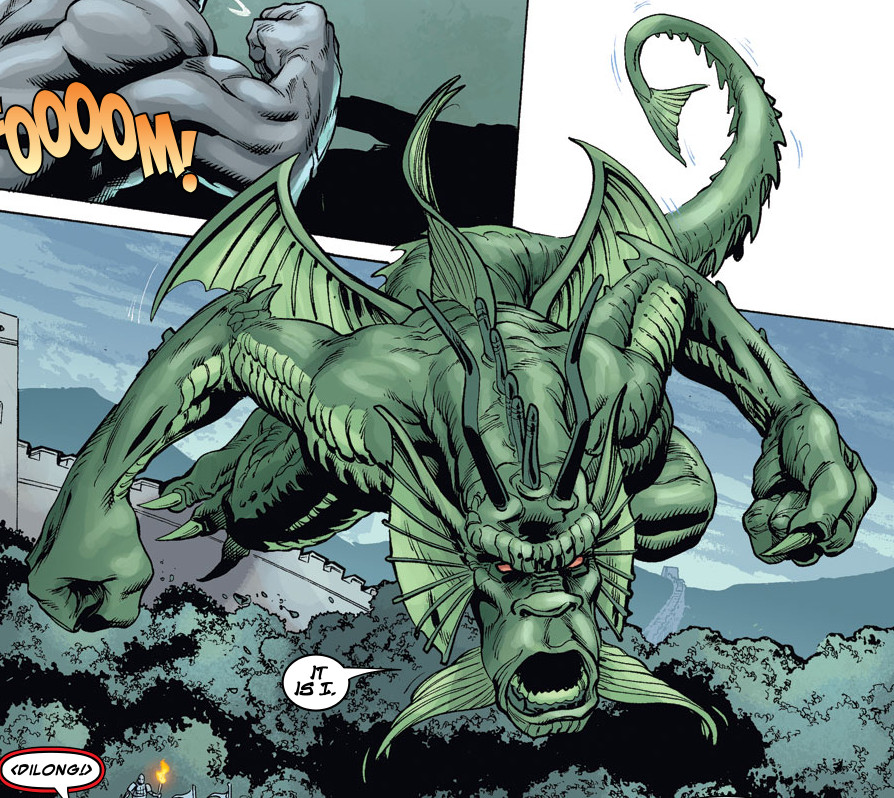 Fin Fang Foom (Earth-311)