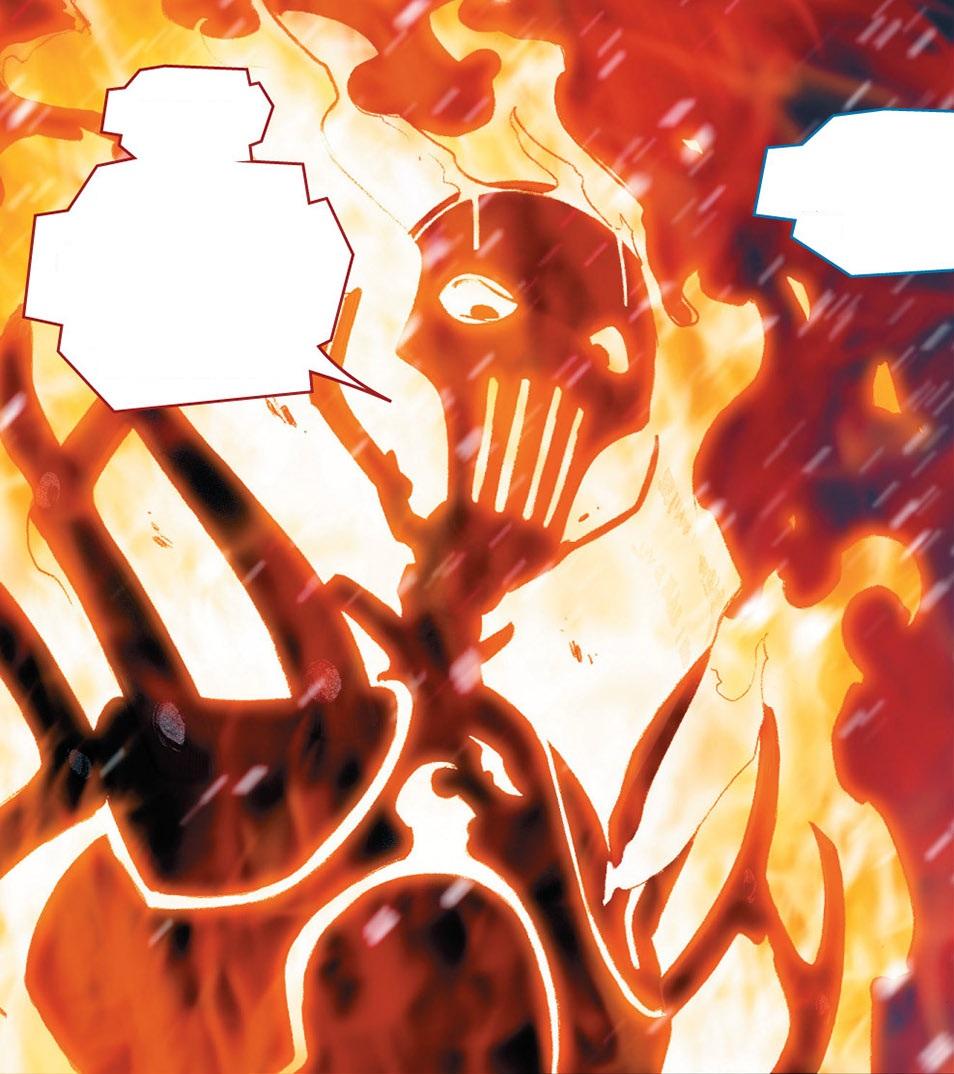 Fire King (Earth-TRN563)