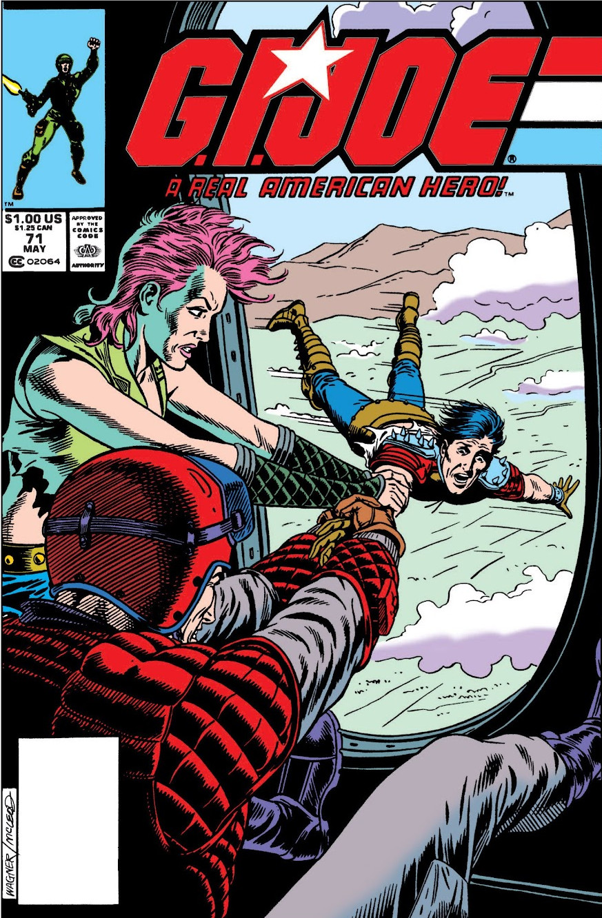 G.I. Joe: A Real American Hero Vol 1 71