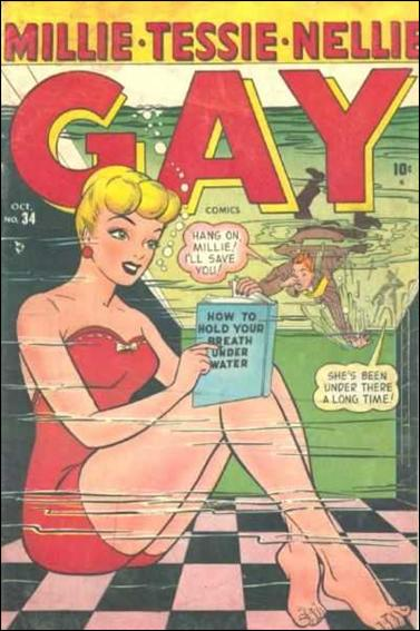 Gay Comics Vol 1 34