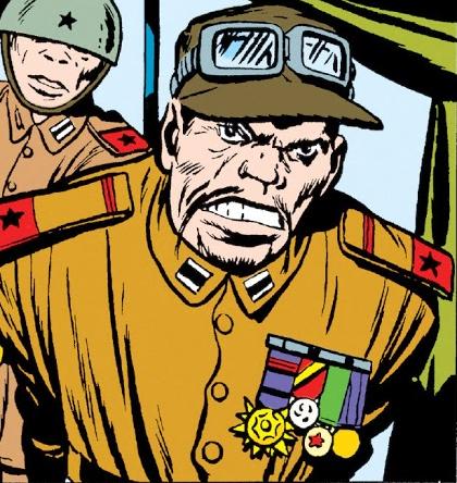 General Fang (Earth-616)