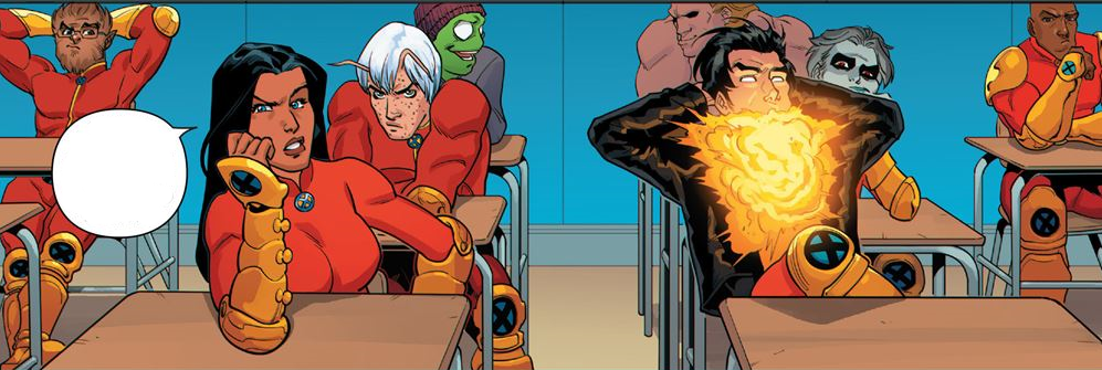 Generation X (Earth-92131)/Gallery