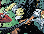 Hive (Poisons) (Earth-17952) Members-Poison Sabretooth from Venomverse Vol 1 4 001.png