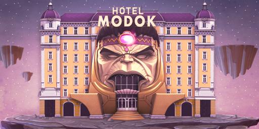 Hotel M.O.D.O.K./Gallery