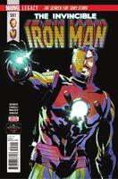Invincible Iron Man Vol 1 597