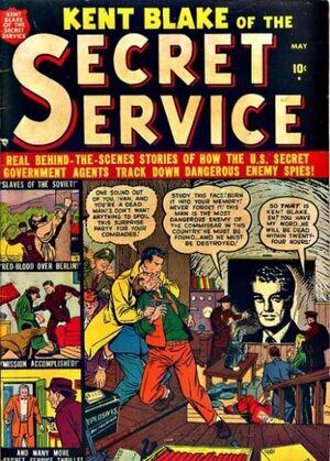 Kent Blake of the Secret Service Vol 1 1.jpg
