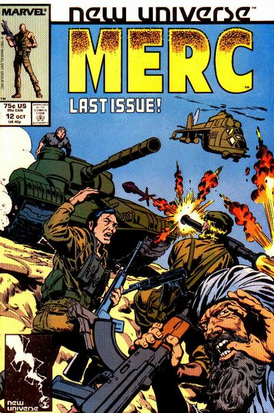 Mark Hazzard: Merc Vol 1 12