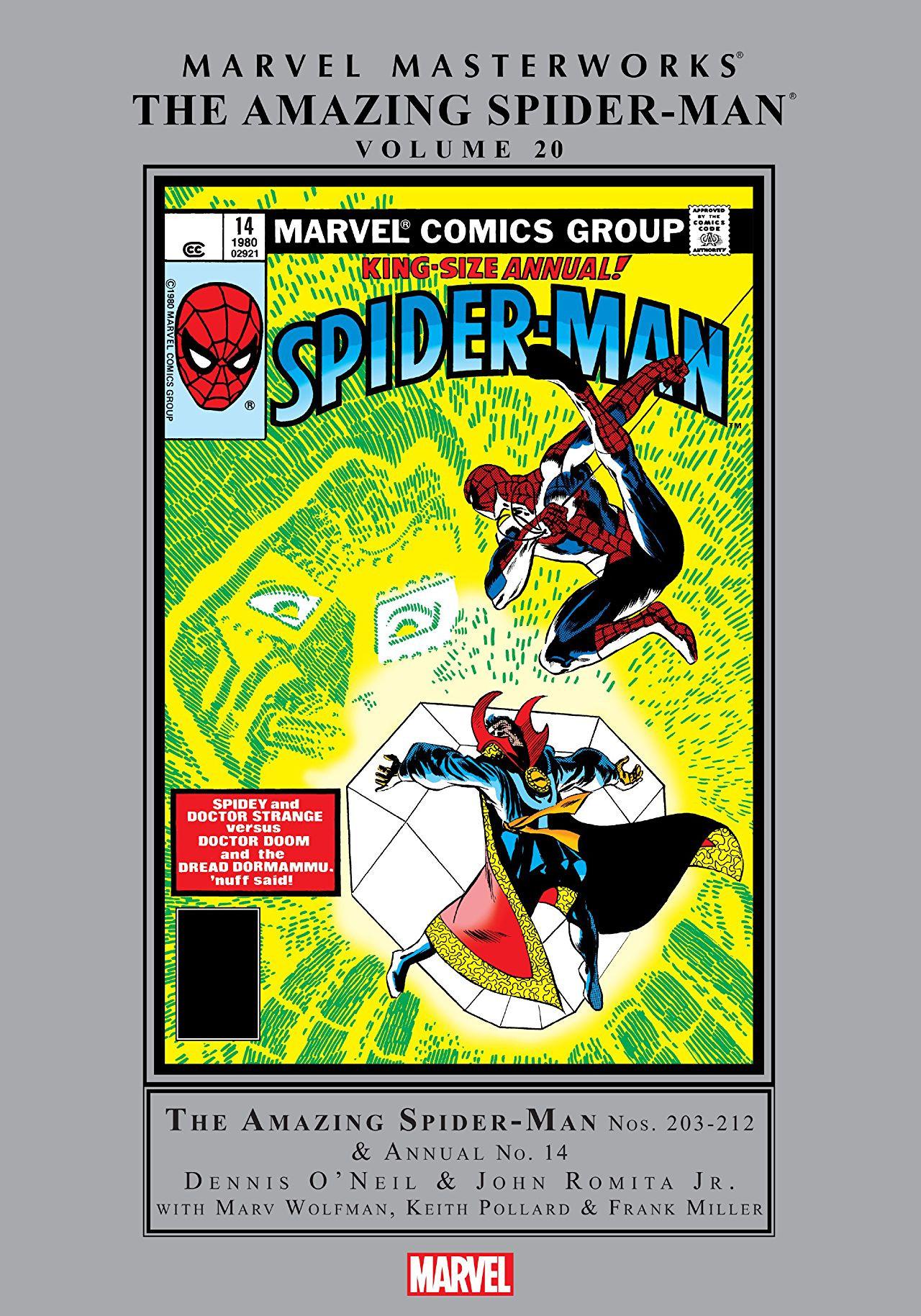 Marvel Masterworks: Amazing Spider-Man Vol 1 20