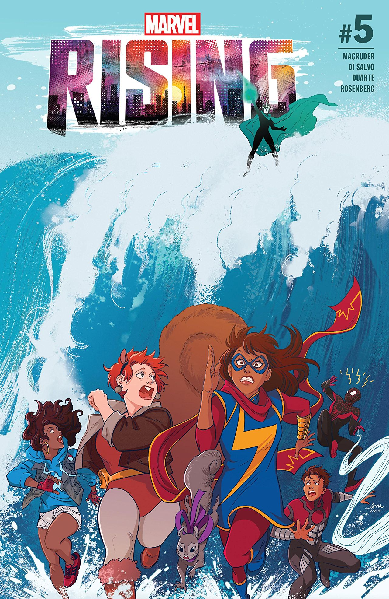 Marvel Rising Vol 2 5