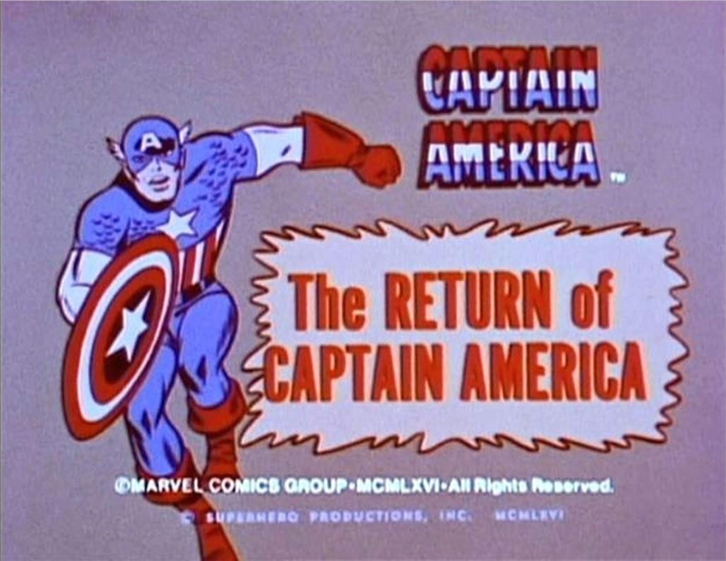 Marvel Superheroes: Captain America Season 1 5