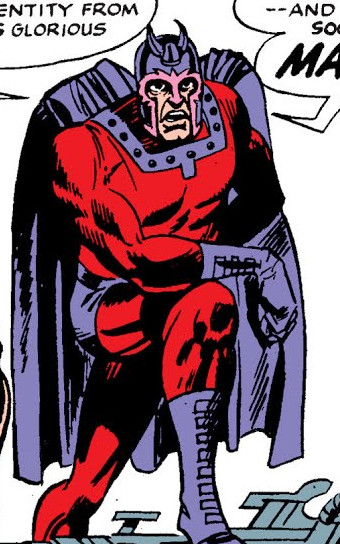 Magneto (Machinesmith Android) (Earth-616)