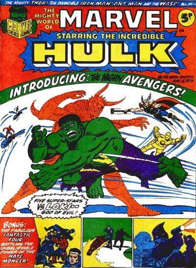 Mighty World of Marvel Vol 1 46