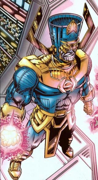 Omega (Thanosi) (Earth-616)