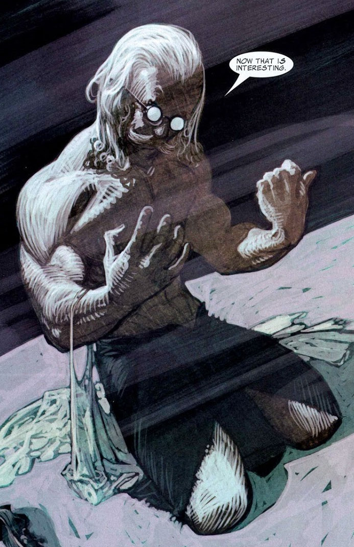 Professor Cartwright (Earth-616)