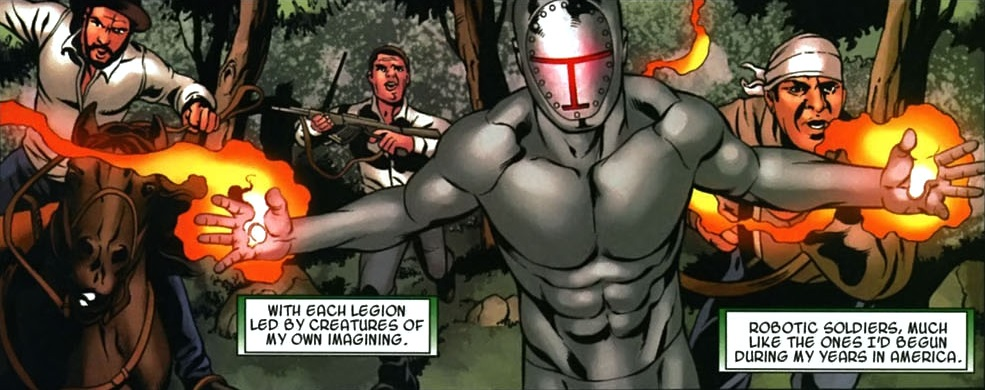 Robotic Soldiers (Earth-616)