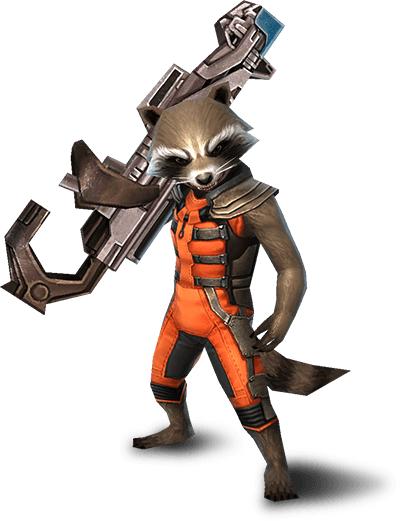 Rocket Raccoon (Earth-TRN012)