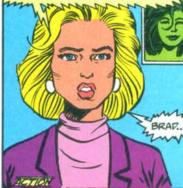Sally Forsythe (Earth-616)/Gallery