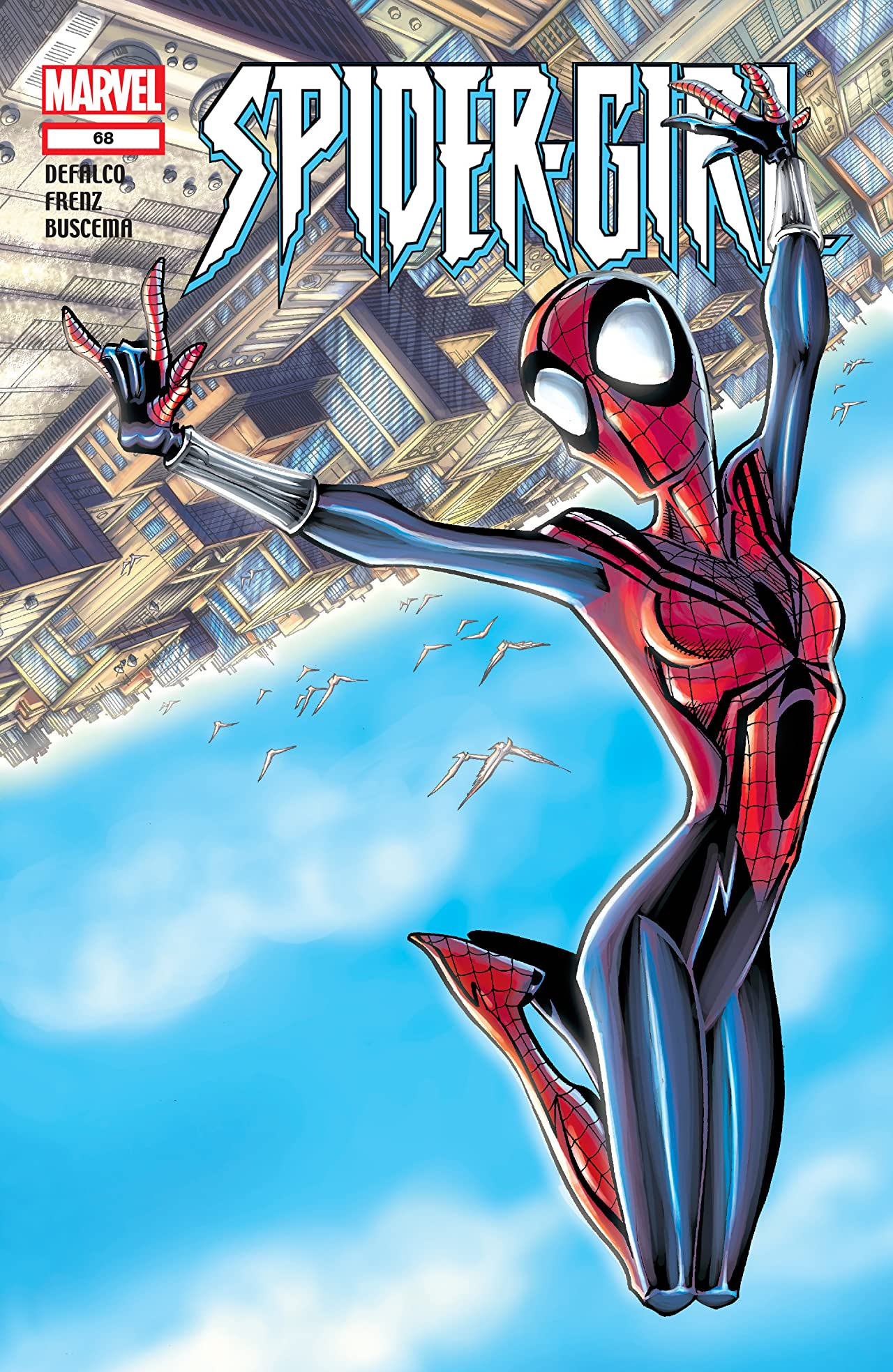 Spider-Girl Vol 1 68