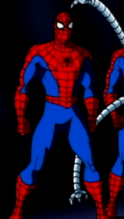 Spider-Man (Actor) (Earth-38119) from Spider-Man The Animated Series Season 5 12 0001.png