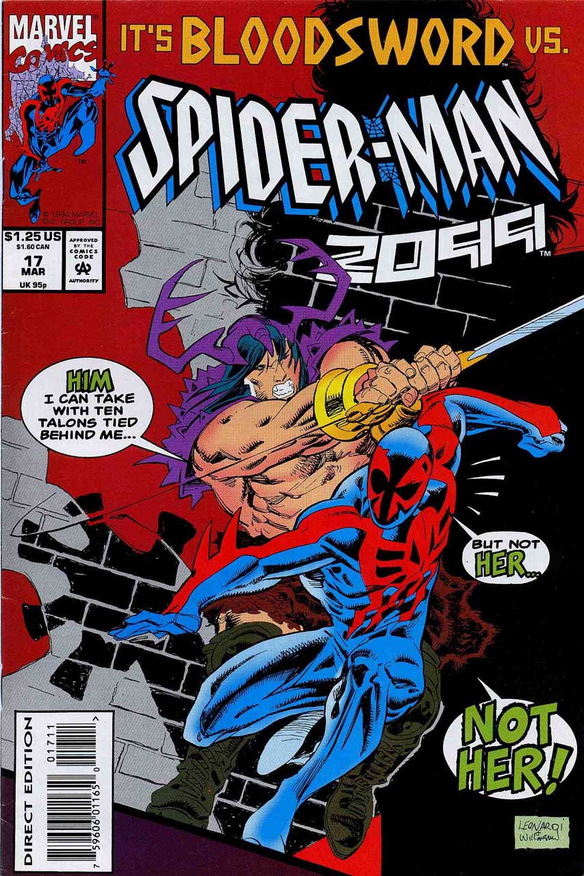 Spider-Man 2099 Vol 1 17