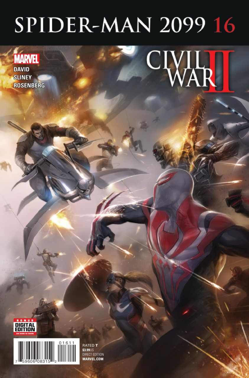 Spider-Man 2099 Vol 3 16