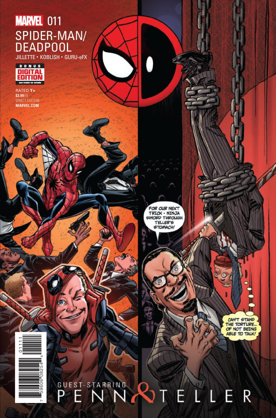 Spider-Man/Deadpool Vol 1 11