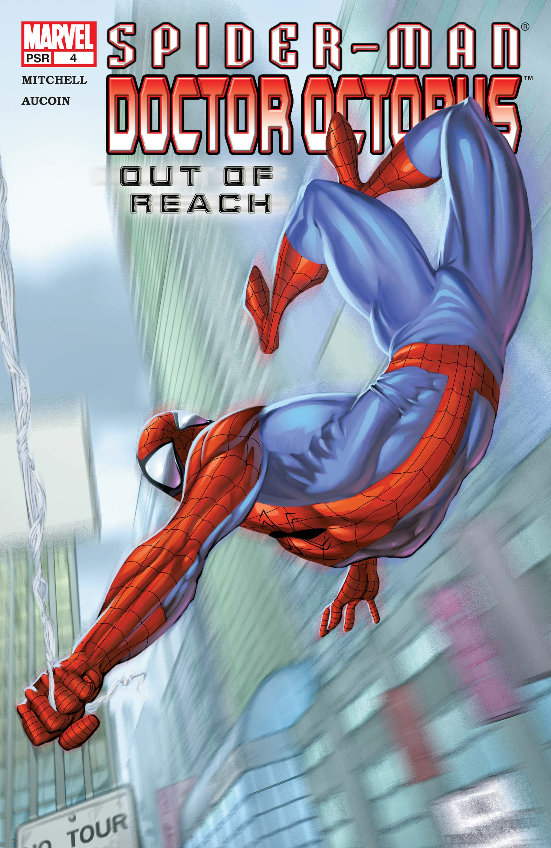 Spider-Man/Doctor Octopus: Out of Reach Vol 1 4