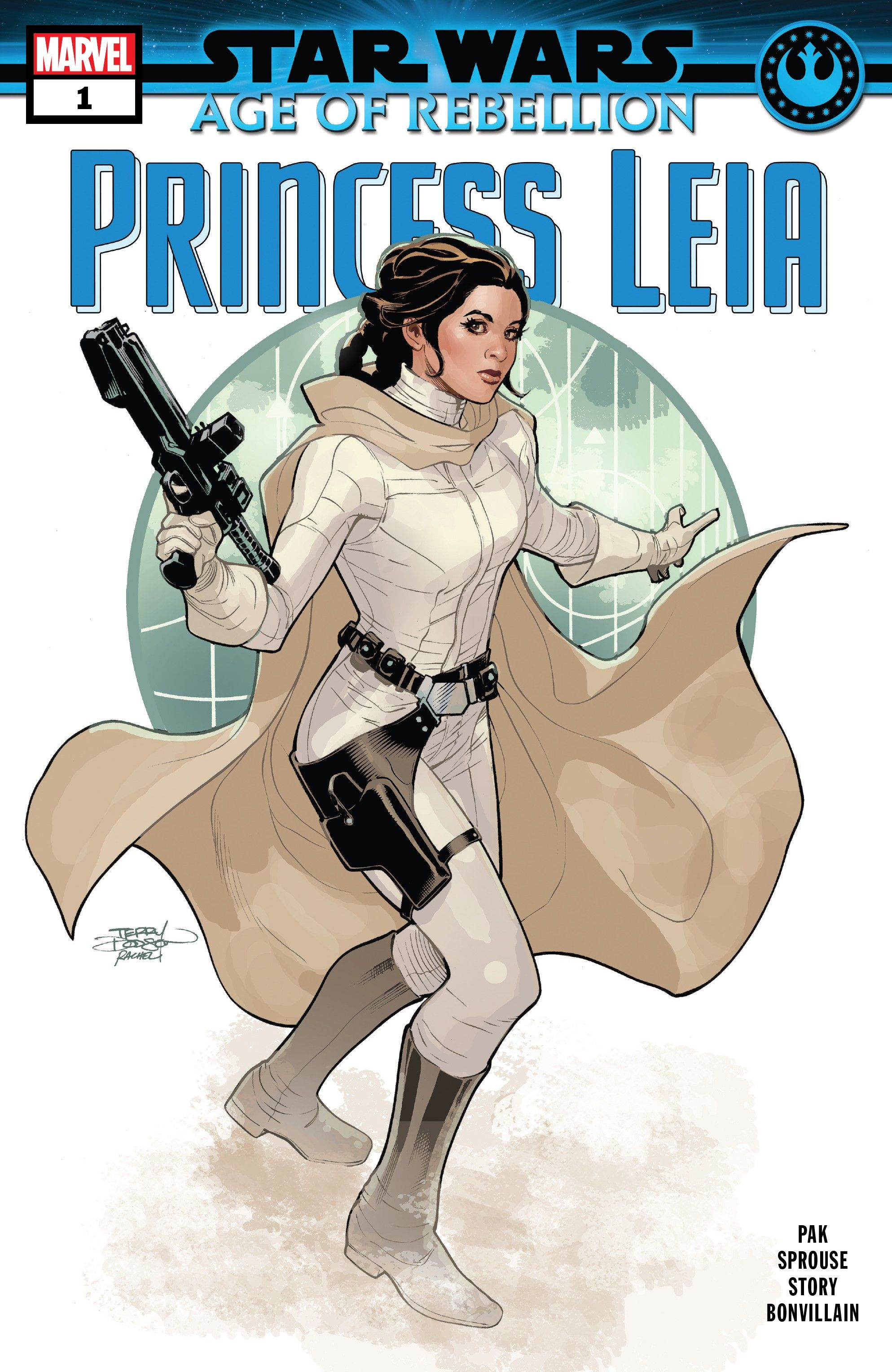 Star Wars: Age of Rebellion - Princess Leia Vol 1 1