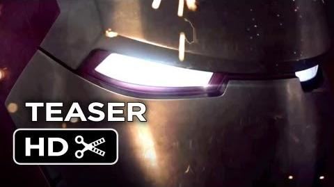 The Avengers Age Of Ultron SDCC Teaser (2013) - Marvel Movie HD