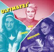 Ultimates 2 Vol 2 1 Hip-Hop Variant Textless