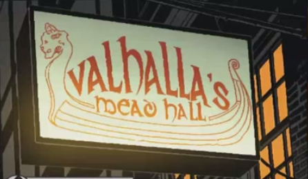 Valhalla's Mead Hall/Gallery