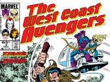 West Coast Avengers Vol 2 3