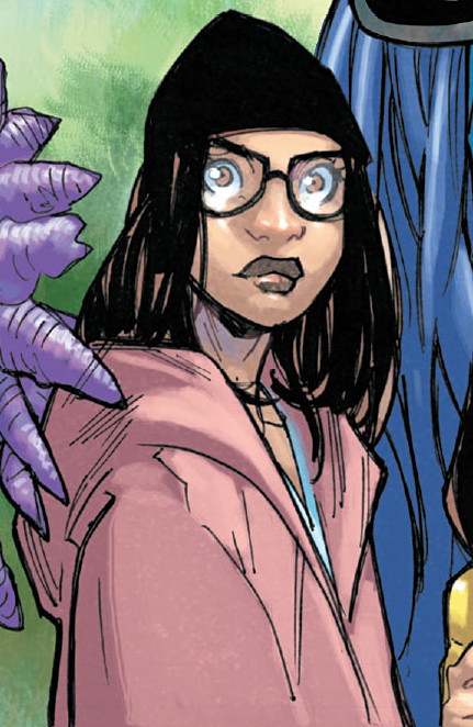 Zelma Stanton (Earth-616)