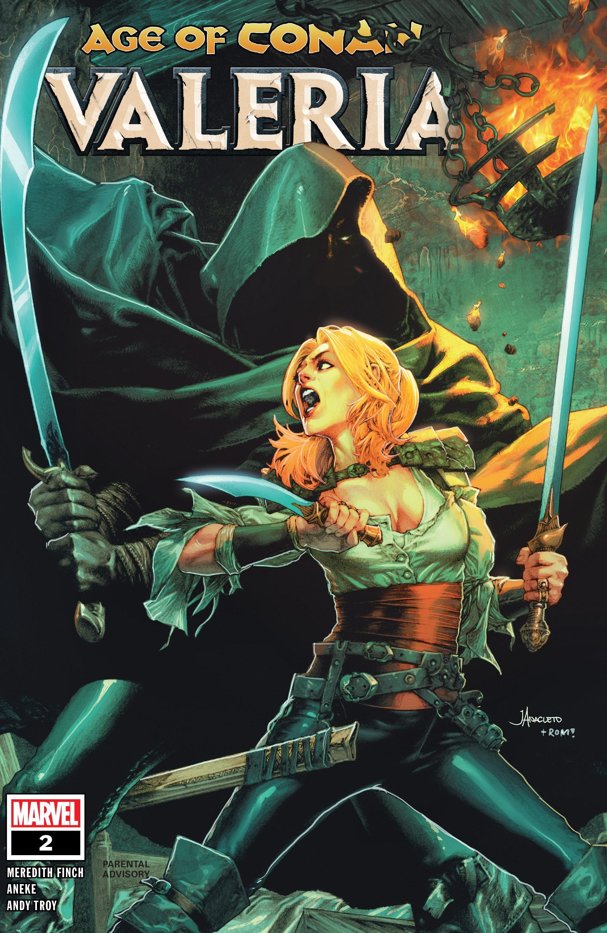 Age of Conan: Valeria Vol 1 2