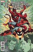 Amazing Spider-Man Vol 1 800 Frenz Variant