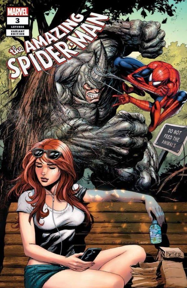 Amazing Spider-Man Vol 5 3 Unknown Comic Books Exclusive Kirkham Variant A.jpg