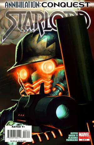 Annihilation Conquest - Starlord Vol 1 3.jpg