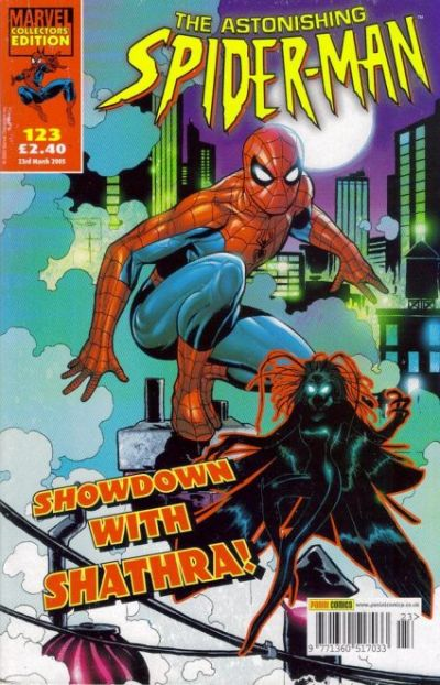 Astonishing Spider-Man Vol 1 123